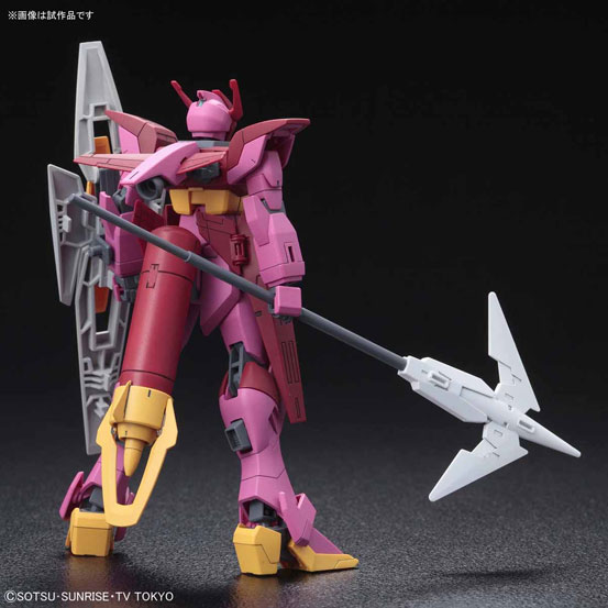 Figure-rise Standard BUILD DIVERS ダイバーナミ など6点。ガンダム ビルドダイバーズ 新作情報※7月21日更新 0704hobby-bd-IM005