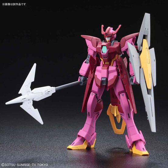 Figure-rise Standard BUILD DIVERS ダイバーナミ など6点。ガンダム ビルドダイバーズ 新作情報※7月21日更新 0704hobby-bd-IM006