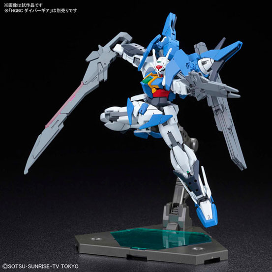 Figure-rise Standard BUILD DIVERS ダイバーナミ など6点。ガンダム ビルドダイバーズ 新作情報※7月21日更新 0705hobby-bd-List-IM002