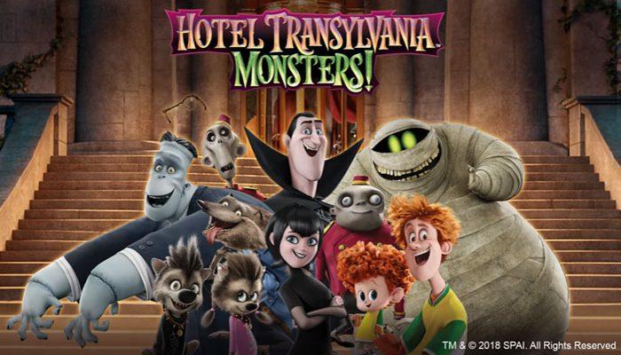 映画「モンスター・ホテル」のパズルバトル「Hotel Transylvania: Monsters」など5点。新作無料スマホゲームアプリ情報 (7/11)