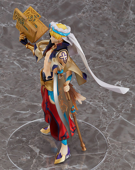 第三再臨の衣装で立体化!Fate/Grand Order キャスター/ギルガメッシュ フィギュアが予約開始! 0712hobby-gil-IM003