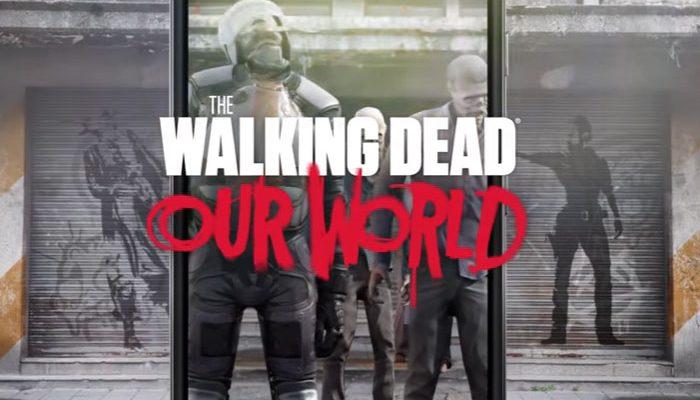 ウォーキング・デッドの位置情報ゲーム「ウォーキング・デッド:我らの世界」など。新作無料スマホゲームアプリ情報 (7/13)