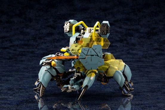 ヘキサギア アビスクローラー/バンディットホイール が登場!クモ型の「アビスクローラー」にバイク型の「バンディットホイール」! 0714hobby-hexa-IM002