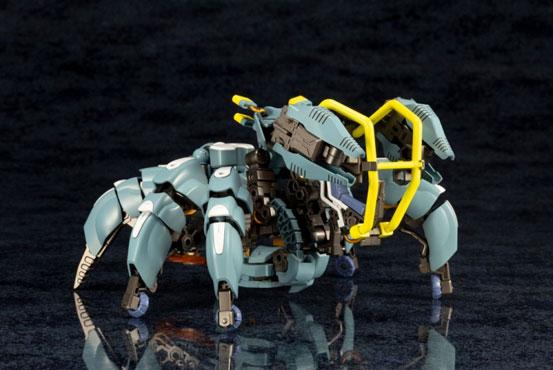 ヘキサギア アビスクローラー/バンディットホイール が登場!クモ型の「アビスクローラー」にバイク型の「バンディットホイール」! 0714hobby-hexa-IM003