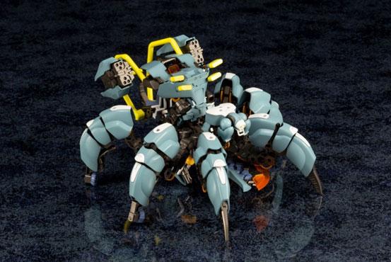 ヘキサギア アビスクローラー/バンディットホイール が登場!クモ型の「アビスクローラー」にバイク型の「バンディットホイール」! 0714hobby-hexa-IM004