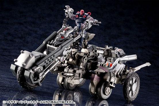 ヘキサギア アビスクローラー/バンディットホイール が登場!クモ型の「アビスクローラー」にバイク型の「バンディットホイール」! 0717hobby-hexia-IM001