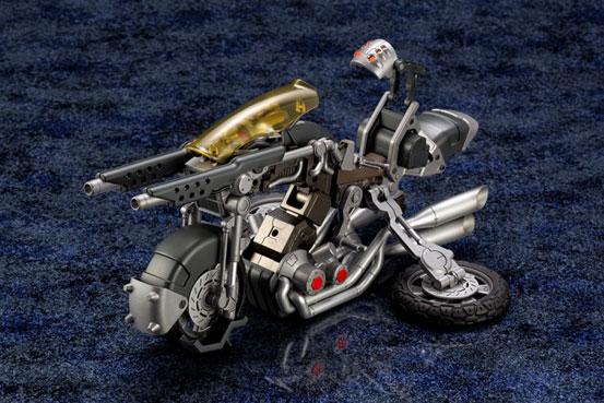 ヘキサギア アビスクローラー/バンディットホイール が登場!クモ型の「アビスクローラー」にバイク型の「バンディットホイール」! 0717hobby-hexia-IM002