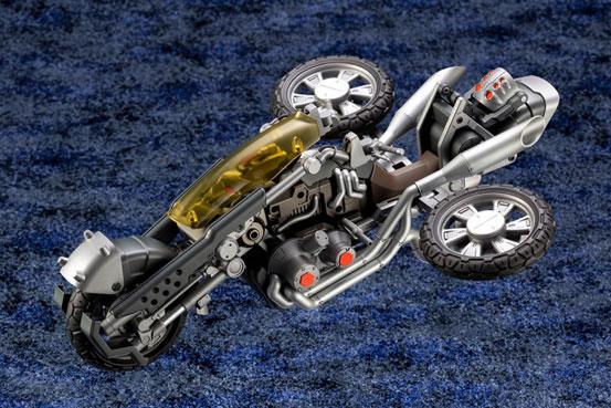 ヘキサギア アビスクローラー/バンディットホイール が登場!クモ型の「アビスクローラー」にバイク型の「バンディットホイール」! 0717hobby-hexia-IM003