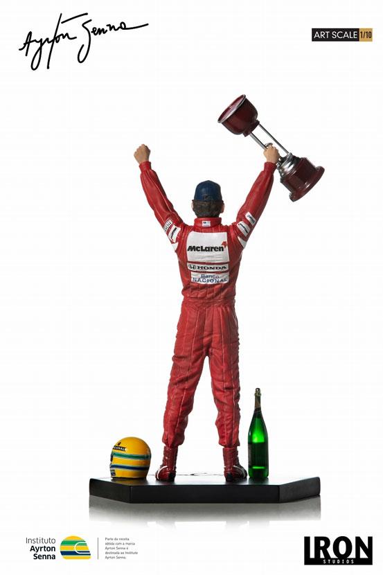 アイルトン・セナ 1988 日本GP 1/10 アートスケー世ル アイアンスタジオ スタチューが登場! 0717hobby-sena-IM003