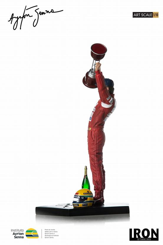 アイルトン・セナ 1988 日本GP 1/10 アートスケー世ル アイアンスタジオ スタチューが登場! 0717hobby-sena-IM004