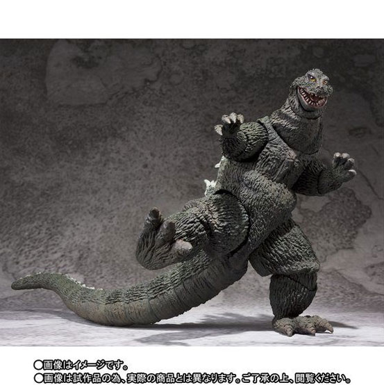 S.H.MonsterArts キングコング対ゴジラ ゴジラ(1962) がプレバンにて予約開始! 0719hobby-godzira-IM003