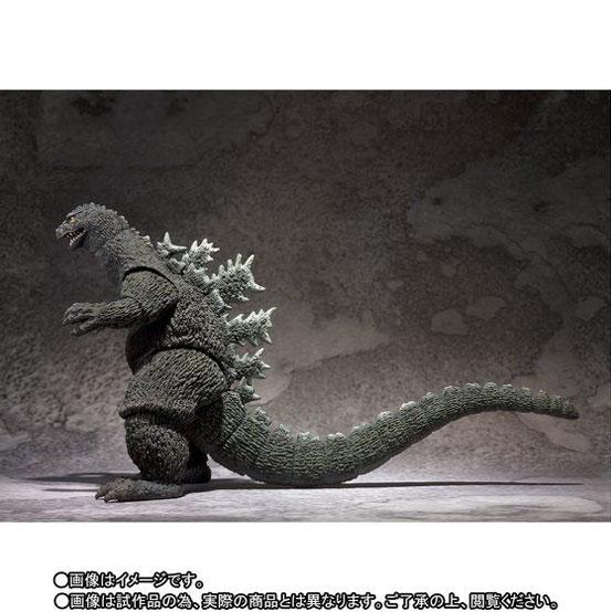S.H.MonsterArts キングコング対ゴジラ ゴジラ(1962) がプレバンにて予約開始! 0719hobby-godzira-IM004