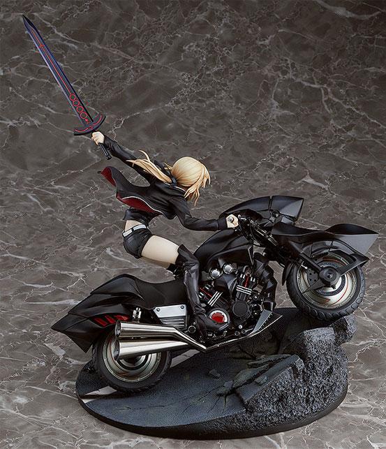 【入荷】Fate/GO セイバー/アルトリア・ペンドラゴン〔オルタ〕& キュイラッシェ・ノワール フィギュアが登場! 0720hobby-saber-IM005