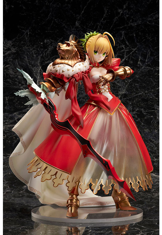 【入荷】Fate/GO「セイバー/ネロ・クラウディウス」第三再臨 ストロンガー フィギュアが登場! 0725hobby-nelo-IM001