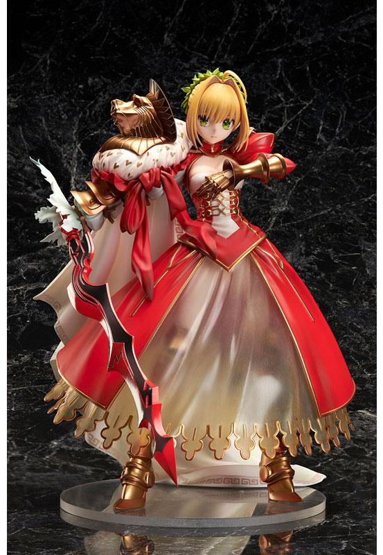 【入荷】Fate/GO「セイバー/ネロ・クラウディウス」第三再臨 ストロンガー フィギュアが登場! 0725hobby-nelo-IM002