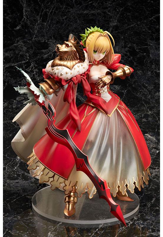 Fate/GO セイバー/ネロ・クラウディウス 第三再臨/第一再臨 ストロンガー フィギュアが予約開始!第一再臨は東京フィギュア限定! 0725hobby-nelo-IM004