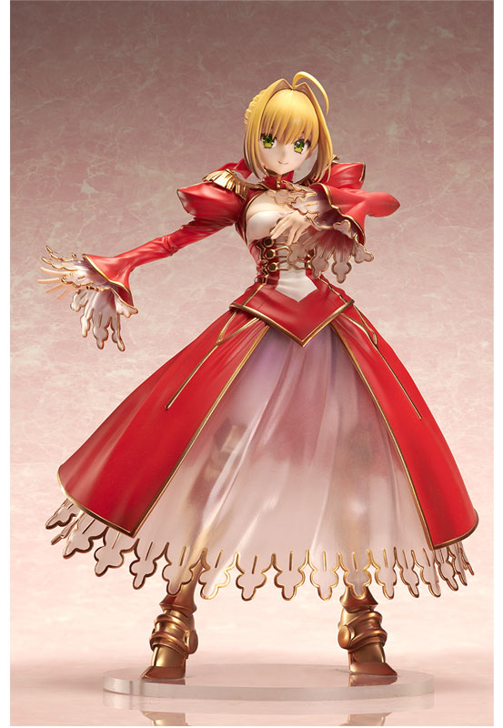 Fate/GO セイバー/ネロ・クラウディウス 第三再臨/第一再臨 ストロンガー フィギュアが予約開始!第一再臨は東京フィギュア限定! 0725hobby-nelo-IM006