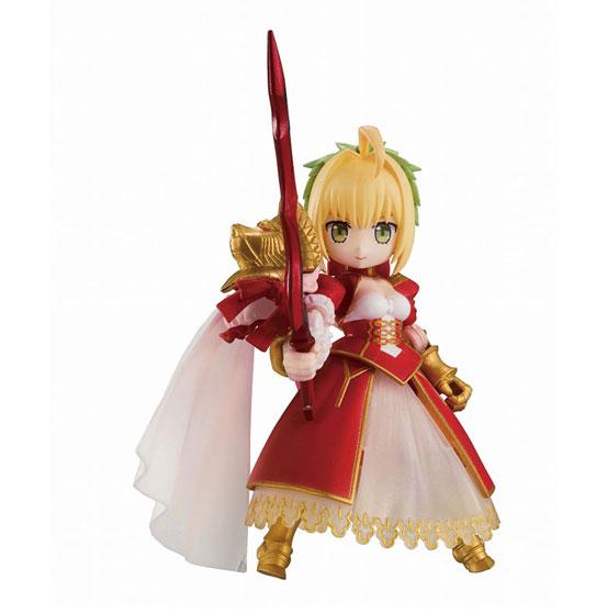 デスクトップアーミー Fate/GO 第2弾 3個入りBOX が予約開始!ネロ、エリザベート、スカサハがラインナップ! 0801hobby-dta-fgo-IM002