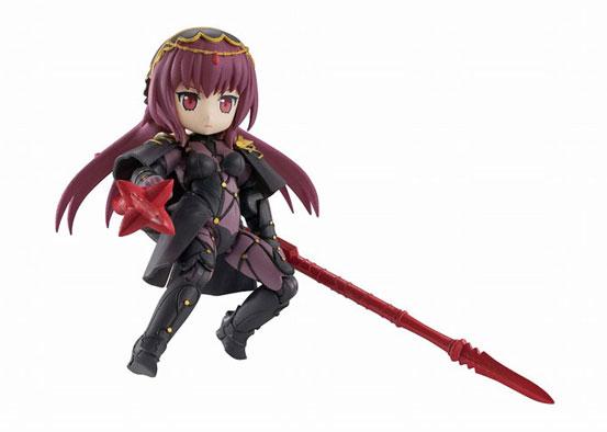 デスクトップアーミー Fate/GO 第2弾 3個入りBOX が予約開始!ネロ、エリザベート、スカサハがラインナップ! 0801hobby-dta-fgo-IM003