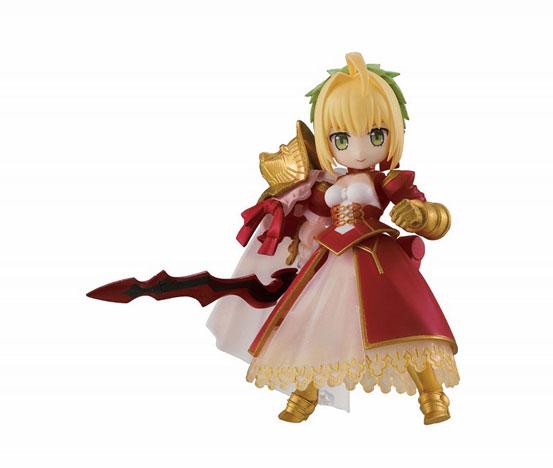 デスクトップアーミー Fate/GO 第2弾 3個入りBOX が予約開始!ネロ、エリザベート、スカサハがラインナップ! 0801hobby-dta-fgo-IM005
