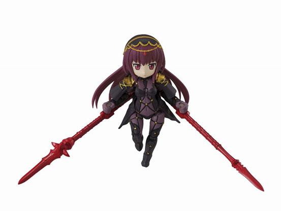 デスクトップアーミー Fate/GO 第2弾 3個入りBOX が予約開始!ネロ、エリザベート、スカサハがラインナップ! 0801hobby-dta-fgo-IM006
