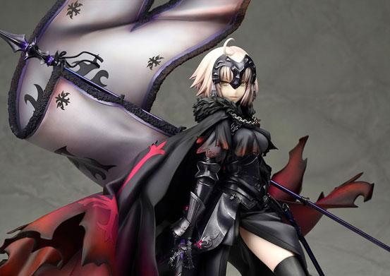 Fate/Grand Order アヴェンジャー/ジャンヌ・ダルク[オルタ] アルター フィギュアが予約開始! 0801hobby-jane-IM005