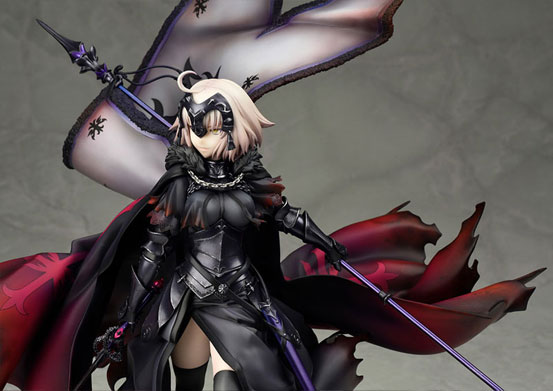 Fate/Grand Order アヴェンジャー/ジャンヌ・ダルク[オルタ] アルター フィギュアが予約開始! 0801hobby-jane-IM006