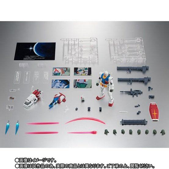 ROBOT魂 RX-78-2 ガンダム ver. A.N.I.M.E. ~最終決戦仕様~ がプレバンにて予約開始! 0809hobby-RX-IM001