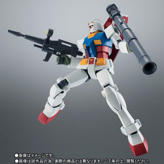 ROBOT魂 RX-78-2 ガンダム ver. A.N.I.M.E. ~最終決戦仕様~ がプレバンにて予約開始! 0809hobby-RX-IM002