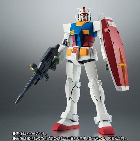 ROBOT魂 RX-78-2 ガンダム ver. A.N.I.M.E. ~最終決戦仕様~ がプレバンにて予約開始! 0809hobby-RX-IM009