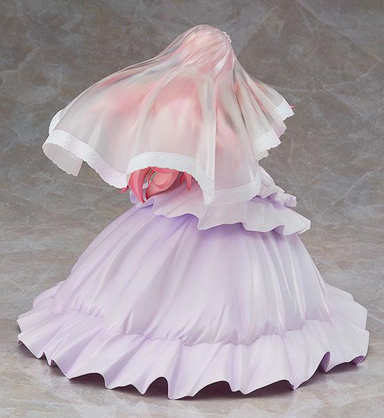 ゼロの使い魔 ルイズ Finale ウエディングドレス Ver. フィギュアが予約開始!ミニスカート姿にすることも可能! 0809hobby-ruise-IM003