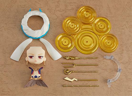 ねんどろいど Fate/Grand Order キャスター/ギルガメッシュ 通常版/霊基再臨 Ver. 可動フィギュアが予約開始! 0906hobby-gil-IM005