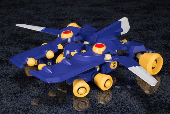 メダロット KWG06-C ティレルビートル コトブキヤ プラモデルが予約開始!「マイティレクリスモード」へメダチェンジが可能! 0918hobby-medarot-IM005
