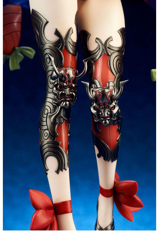 Fate/Grand Order アサシン/酒呑童子 キューズQ フィギュアが予約開始!左手の提灯には発光ギミックを内蔵! 0919hobby-fgo-IM006