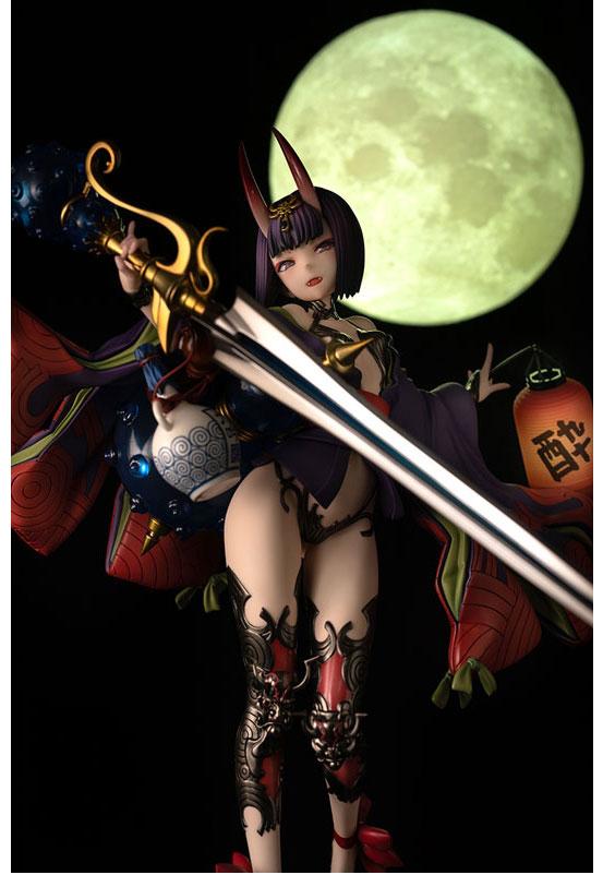 Fate/Grand Order アサシン/酒呑童子 キューズQ フィギュアが予約開始!左手の提灯には発光ギミックを内蔵! 0919hobby-fgo-IM007