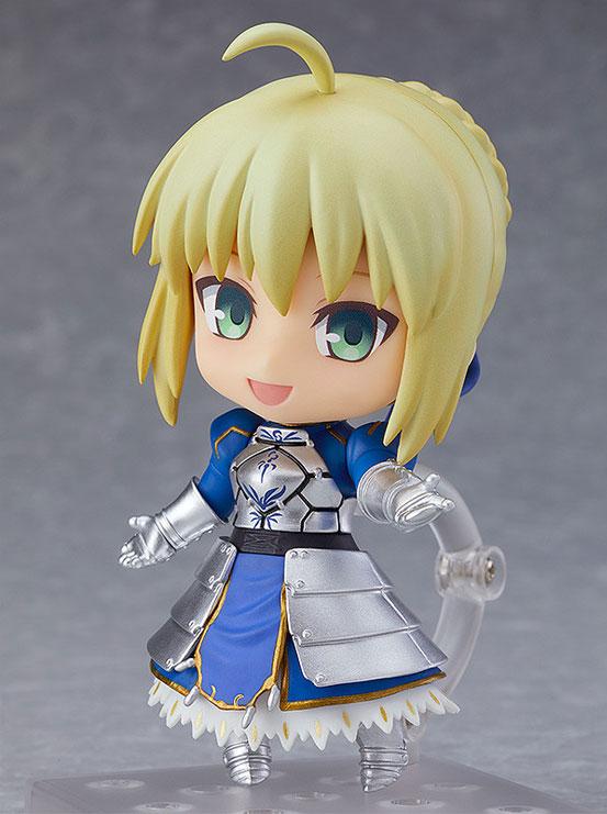 ねんどろいど Fate/Grand Order セイバー/アルトリア・ペンドラゴン 真名開放 Ver. 可動フィギュアが予約開始! 0919hobby-saber-IM004
