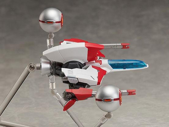 "figma サンダーフォース FIRE LEO-03""STYX"" / figma FIRE LEO-04""RYNEX"" フィギュアが登場! 0921hobby-thinder-IM006"