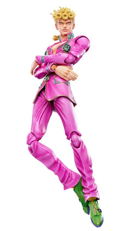 超像可動 ジョジョの奇妙な冒険 第5部 ジョルノ・ジョバァーナ メディコス 可動フィギュアが再販予約開始! 1004hobby-jojo-IM003