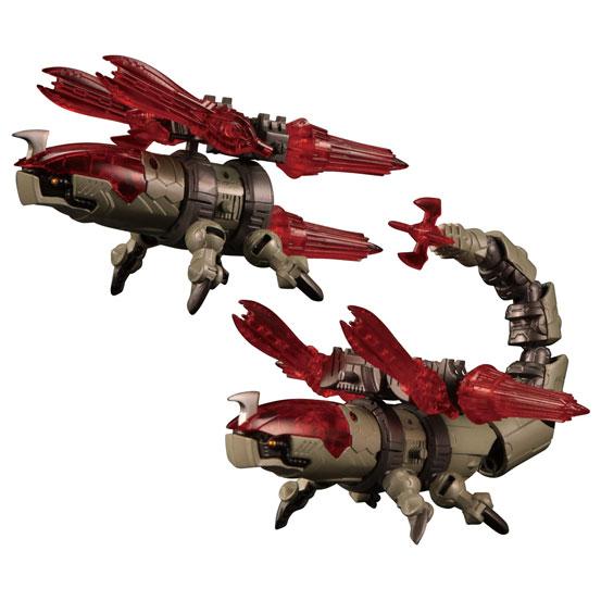 ダイアクロン DA-31 ワルダレイダー ラプトヘッド が予約開始!ワルダースーツをパワーアップさせる『猛禽強化型』メカ! 1010hobby-diaclone-IM005