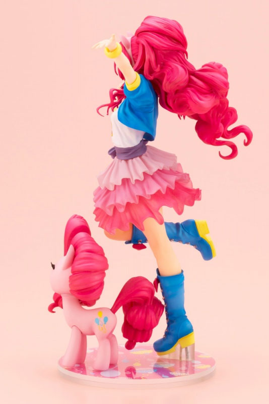 MY LITTLE PONY美少女 ピンキーパイ コトブキヤ フィギュアが予約開始!2つの姿のピンキーパイを立体化! 1011hobby-littlepony-IM004