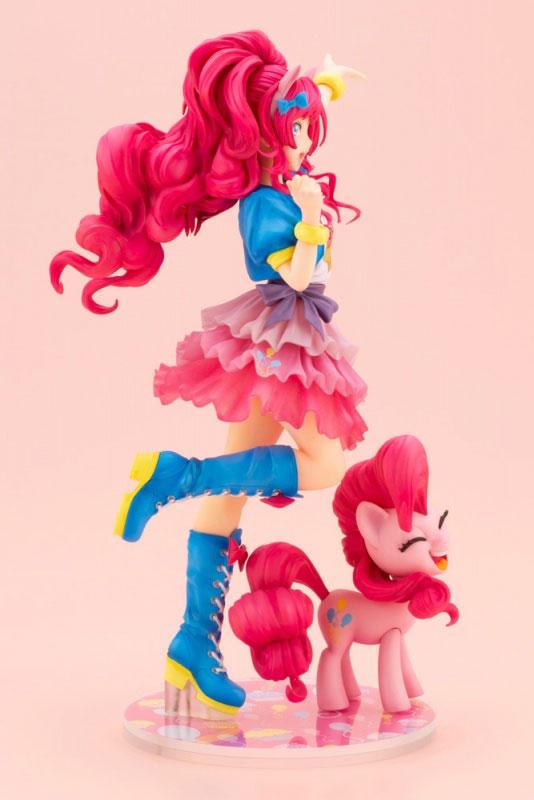 MY LITTLE PONY美少女 ピンキーパイ コトブキヤ フィギュアが予約開始!2つの姿のピンキーパイを立体化! 1011hobby-littlepony-IM006
