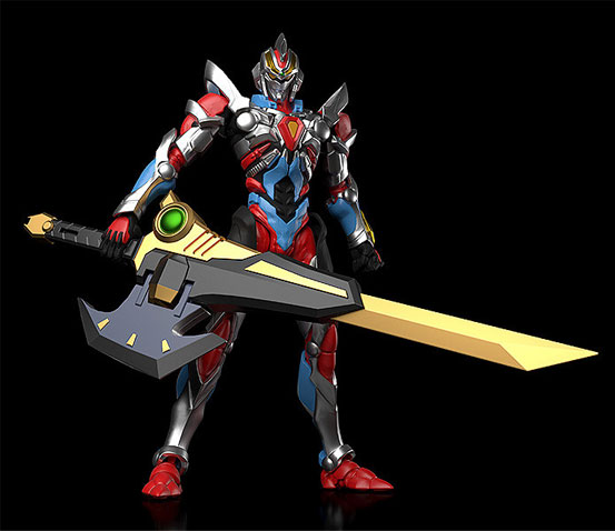 SSSS.GRIDMAN 超合体超人 DXフルパワーグリッドマン 可動フィギュアが登場!※5月発送分 1012hobby-gridman-dx-IM003