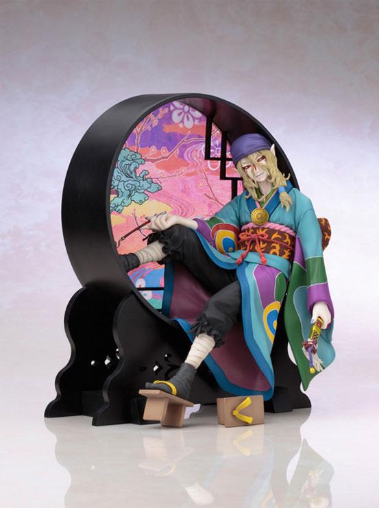 ARTFX J モノノ怪 薬売り コトブキヤ フィギュア (再生産)が予約開始!特徴的な化粧や色彩豊かな着物を忠実に再現! 1016hobby-mononoke-IM002
