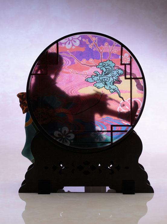 ARTFX J モノノ怪 薬売り コトブキヤ フィギュア (再生産)が予約開始!特徴的な化粧や色彩豊かな着物を忠実に再現! 1016hobby-mononoke-IM003