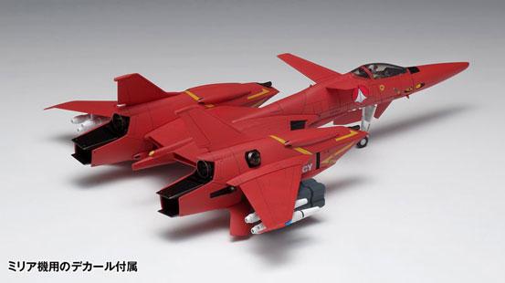 超時空要塞マクロス Flash Back 2012 VF-4 ライトニングIII[DX版] プラモデルが予約開始! 1017hobby-vf4-IM004