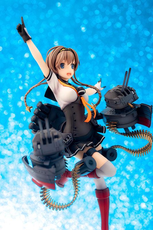 艦隊これくしょん -艦これ- 照月 キューズQ フィギュアが予約開始!四連装酸素魚雷などを緻密なディテールで再現! 1019hobby-tetuduki-IM001