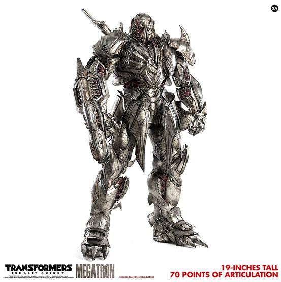 トランスフォーマー/最後の騎士王 MEGATRON(メガトロン) 通常版/DX版 可動フィギュアが予約開始! 1023hobby-megat-IM002