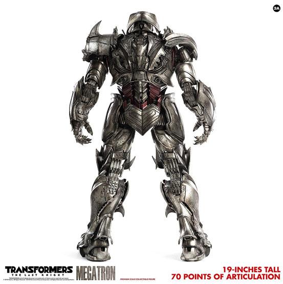 トランスフォーマー/最後の騎士王 MEGATRON(メガトロン) 通常版/DX版 可動フィギュアが予約開始! 1023hobby-megat-IM003