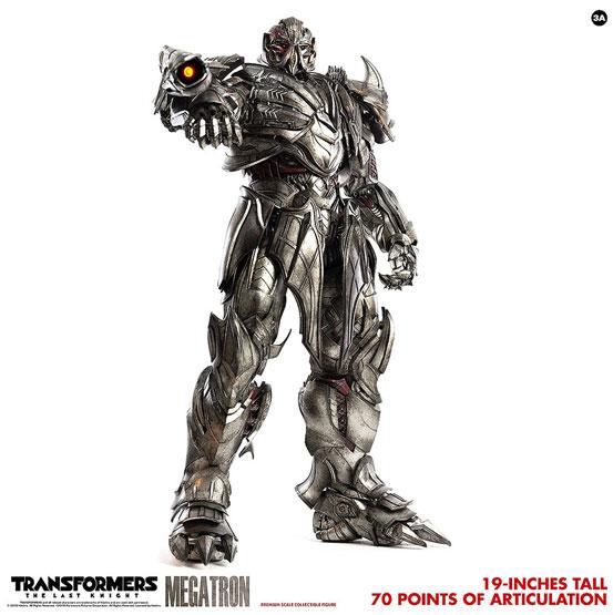 トランスフォーマー/最後の騎士王 MEGATRON(メガトロン) 通常版/DX版 可動フィギュアが予約開始! 1023hobby-megat-IM005