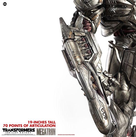 トランスフォーマー/最後の騎士王 MEGATRON(メガトロン) 通常版/DX版 可動フィギュアが予約開始! 1023hobby-megat-IM006